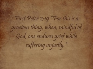 Suffering for Jesus 2 Peter 2~19