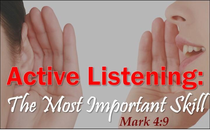 Active Listeningb